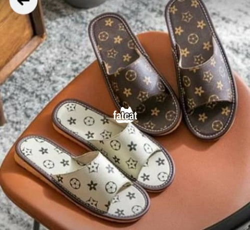 Classified Ads In Nigeria, Best Post Free Ads - louis-vuitton-slippers-in-lagos-island-lagos-for-sale-big-3