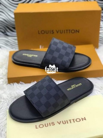 Classified Ads In Nigeria, Best Post Free Ads - louis-vuitton-slippers-in-lagos-island-lagos-for-sale-big-1