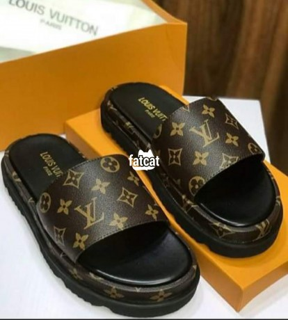 Classified Ads In Nigeria, Best Post Free Ads - louis-vuitton-slippers-in-lagos-island-lagos-for-sale-big-4