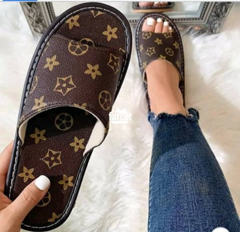 Classified Ads In Nigeria, Best Post Free Ads - louis-vuitton-slippers-in-lagos-island-lagos-for-sale-big-2