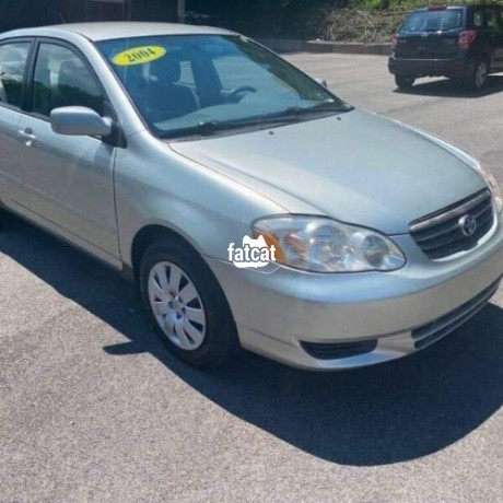 Classified Ads In Nigeria, Best Post Free Ads - used-toyota-corolla-2005-in-abuja-for-sale-big-0