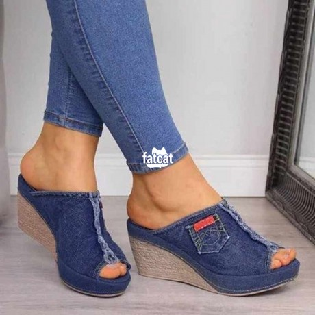 Classified Ads In Nigeria, Best Post Free Ads - quality-ladies-shoes-in-ikeja-lagos-for-sale-big-0