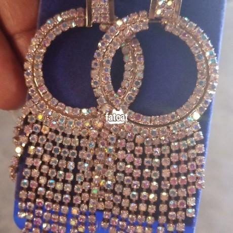 Classified Ads In Nigeria, Best Post Free Ads - ladies-earrings-in-lagos-for-sale-big-0